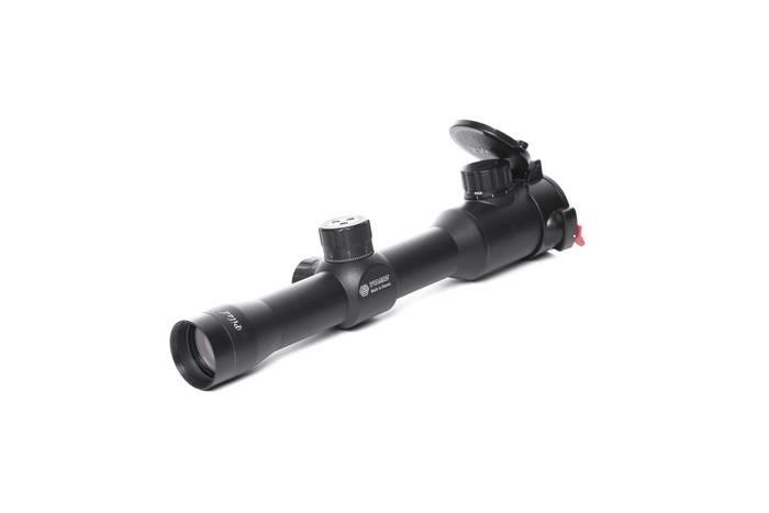 LOGO_Rifle scope P4x32LGG
