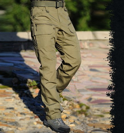 LOGO_Urban Warrior pants