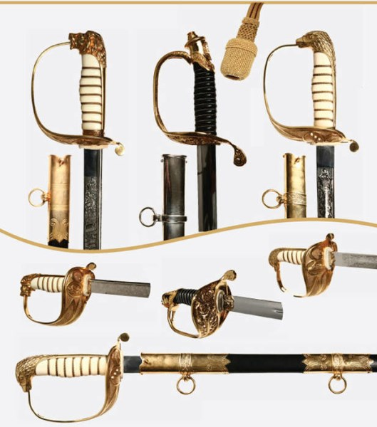 LOGO_Ceremonial swords, daggers and accessories