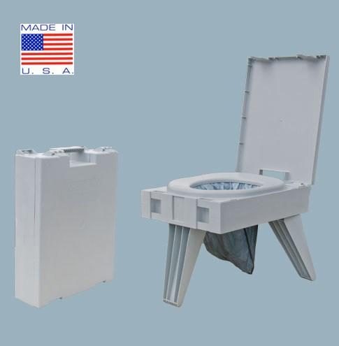 LOGO_GO anywhere portable toilet®/the PETT®