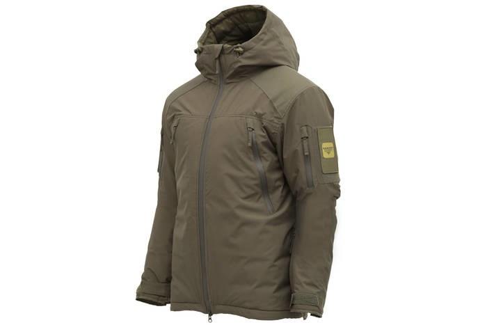 LOGO_MIG 3.0 Jacket Olive
