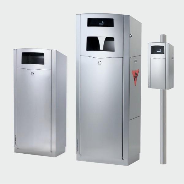 LOGO_Abfall-Entsorgungssystem VENTURA - kompromisslose Technik