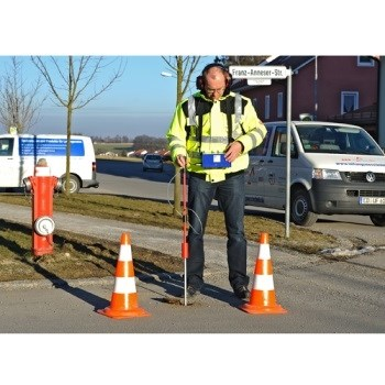 LOGO_Leck-und Leitungsortung / Rohrnetzüberwachung / Hydrantenmessungen