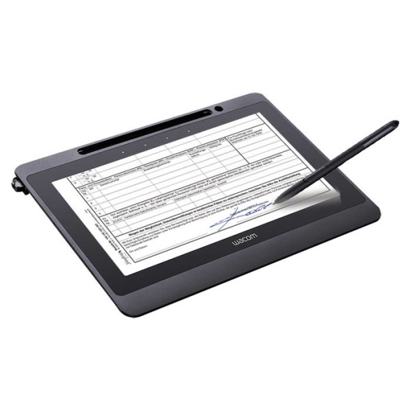 LOGO_WACOM Unterschriften-Pad DTU-1141