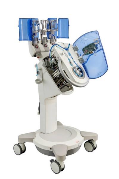 LOGO_Kontrastmittelinjektor für den CT