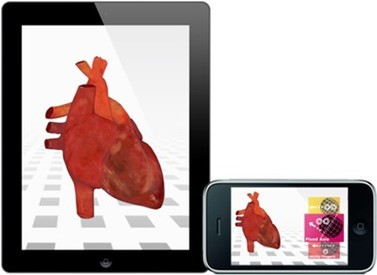LOGO_Software applications for mobile end devices and medical apps