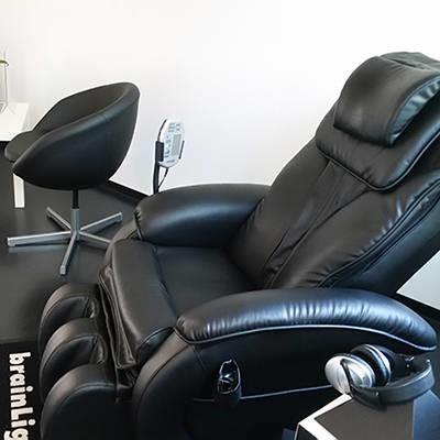 LOGO_brainLight Complete System with Shiatsu Massage Chair Gravity PLUS