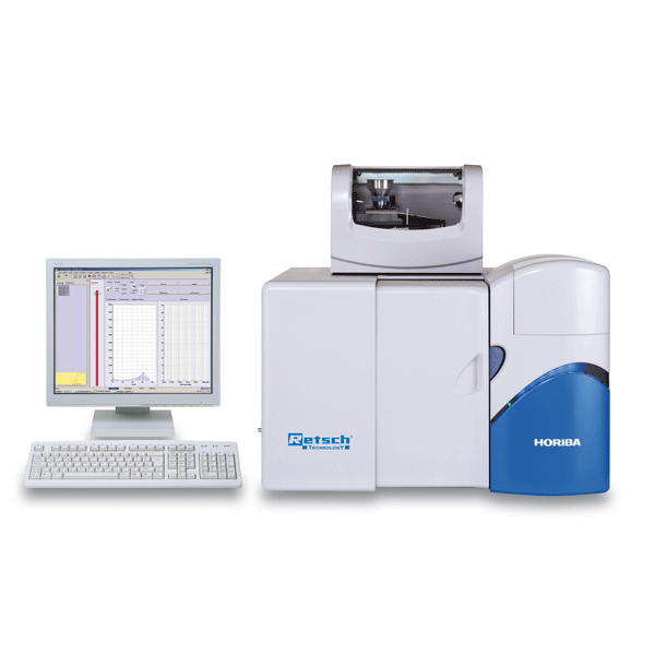 LOGO_Horiba LA-960 (Laserstreulicht-Spektrometer)