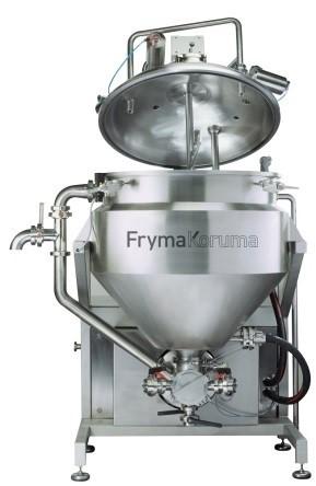 LOGO_FrymaKoruma MaxxD - Vakuumprozessanlage für die Lebensmittelindustrie