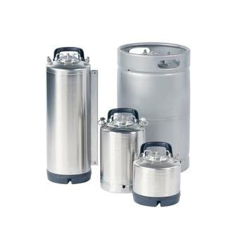 LOGO_Druckbeständige Behälter aus Edelstahl - Druckbehälter - Typ DRB