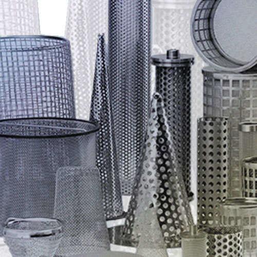 LOGO_Filter / Formfilter aus Metallen und Kunststoffen