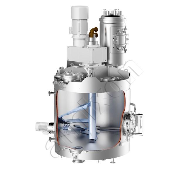 LOGO_Mixer dryer / Universal reactor