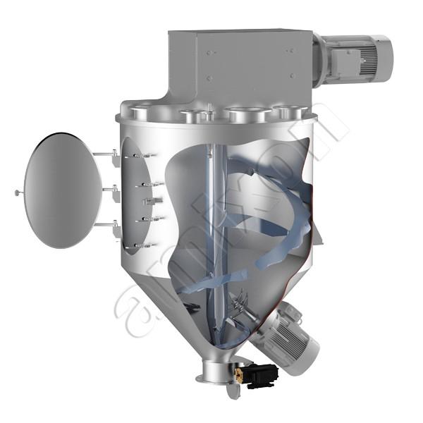 LOGO_Vertical conical mixer
