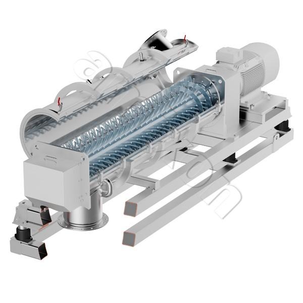 LOGO_Flow mixer / Ring layer granulator