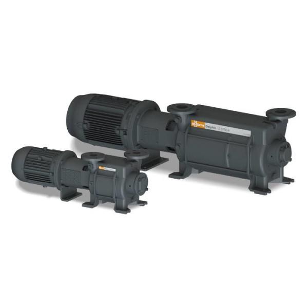 LOGO_Dolphin Flüssigkeitsring-Vakuumpumpen und -Kompressoren