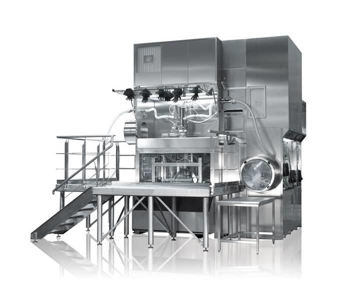 LOGO_WIBObarrier® Umfüllstation Container-Beschickung unter High Containment-Bedingungen