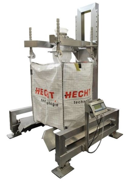 LOGO_HECHT Big Bag Filling Station in hygienic design (BG-L)