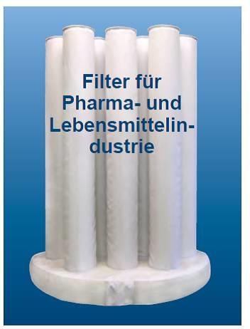 LOGO_Filter für Pharma- und Lebensmittelindustrie