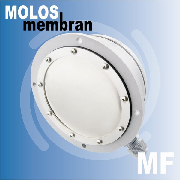 LOGO_Membrane level indicators of MF-series – Level control for bulk solids