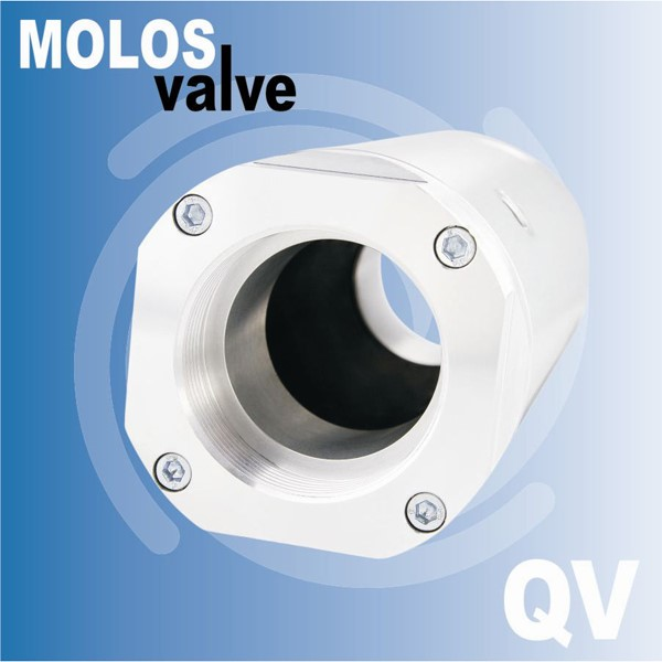 LOGO_QV-series – Pinch valve for universal application