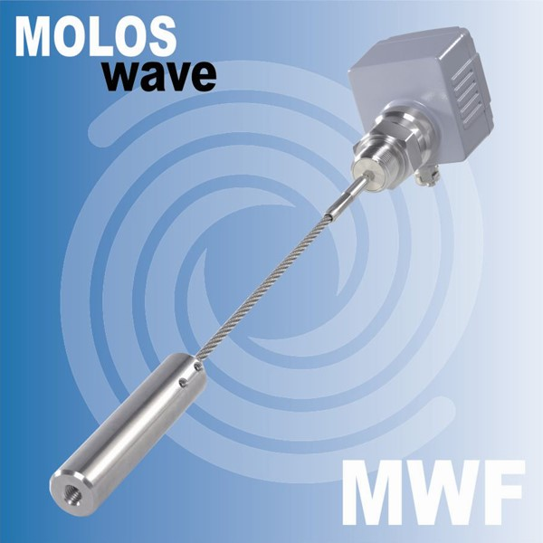 LOGO_MWF the TDR for bulk solids - Continuous level measurement
