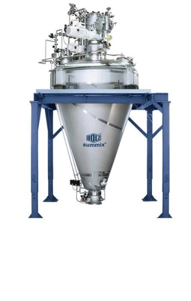 LOGO_BOLZ-SUMMIX Conical Screw Dryer