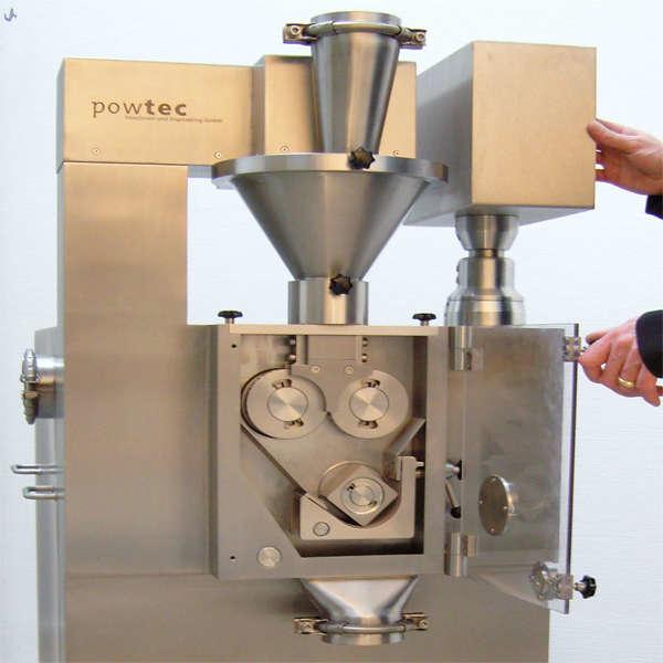 LOGO_Kompaktier- / Granuliermaschine RCC 100x20