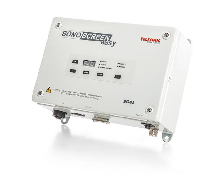 LOGO_TELSONIC Screening generator SONOSCREEN®easy SG4L