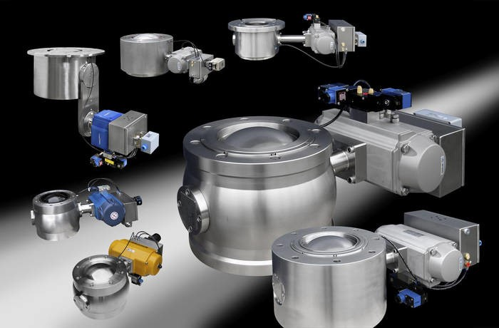 LOGO_BALL SEGMENT VALVES & SAMPLING VALVES
