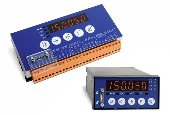 LOGO_SWIFT: Weighing Indicator & High Speed Transmitter
