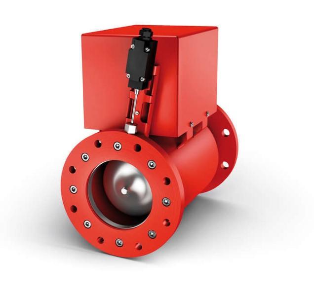 LOGO_Explosion isolation valve VENTEX ESI-P