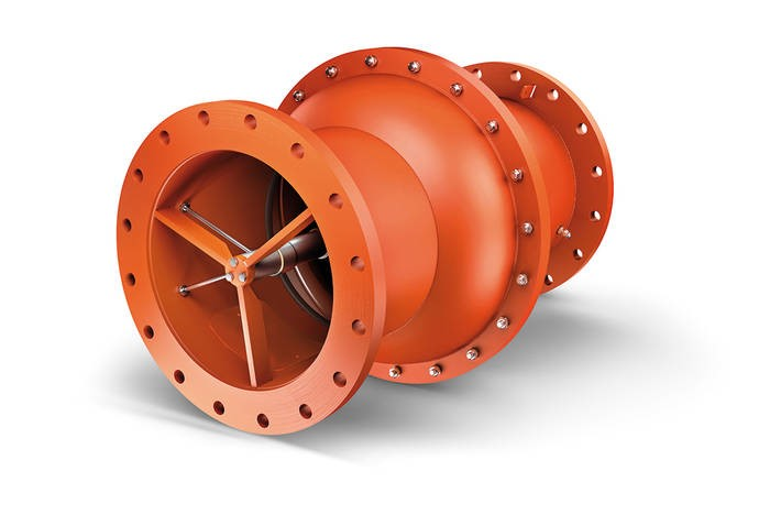 LOGO_Explosion isolation valve VENTEX ESI-E/-D/-C