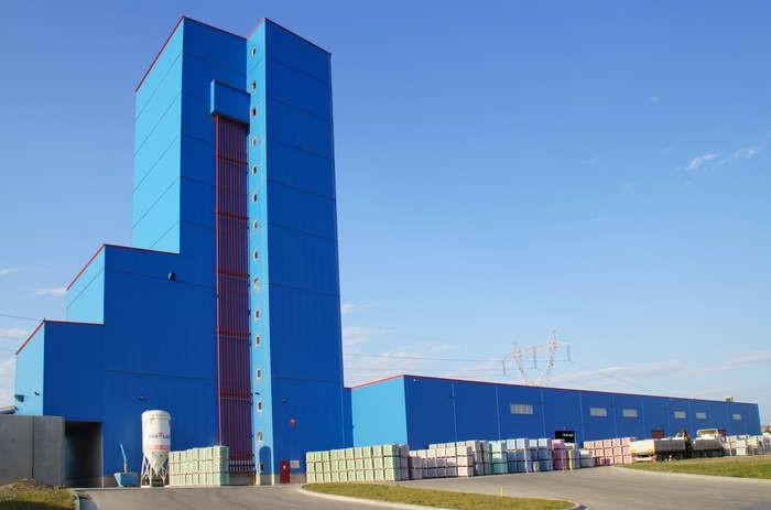 LOGO_Mischanlagen – Turmbauweise / modulare Bauweise