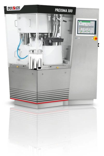 LOGO_PREXIMA New tablet press machine