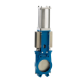 LOGO_Hopper shape knife gate valve XC