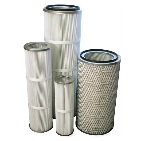 LOGO_ENVI Filter Patronen Typ 1 Polyester / polypopylen