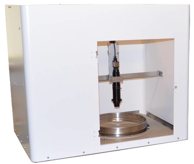LOGO_AUTOMATIC SIEVE CALIBRATION : SIEVECAL
