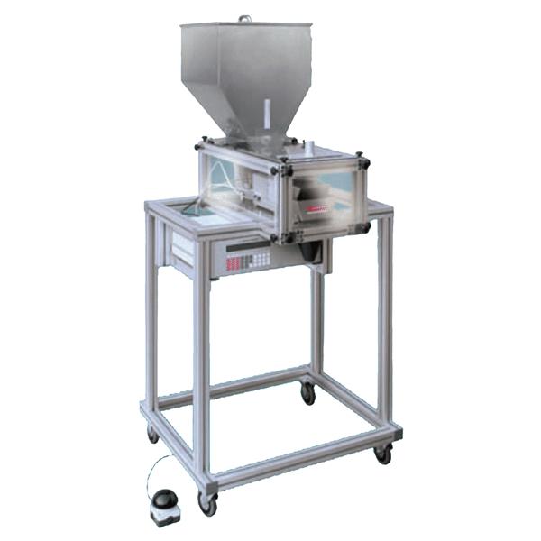LOGO_Abfüllwaagen der Serie DW - Gravimetrische Dosiertechnik für Granulate und freifließende Pulver
