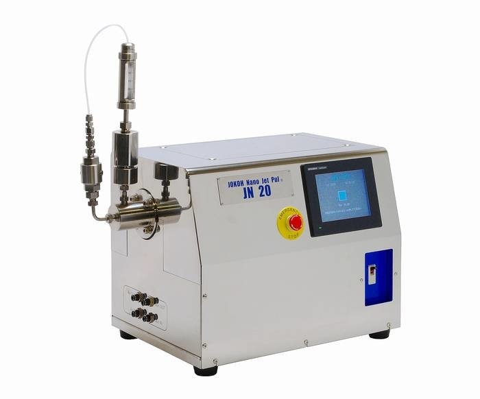 LOGO_High Pressure Homogenizer