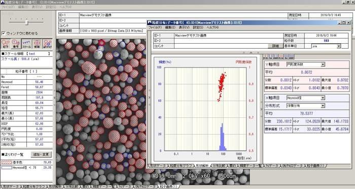LOGO_Partikelgrößen-Analysesoftware Mac-View