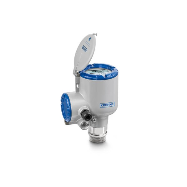 LOGO_OPTIWAVE 6500 80GHz FMCW radar level transmitter for powders and dusty environments