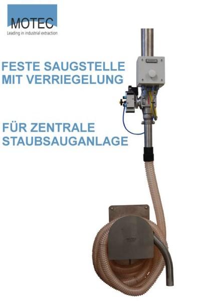 LOGO_Staubsauger, Zentrale Staubsauganlage
