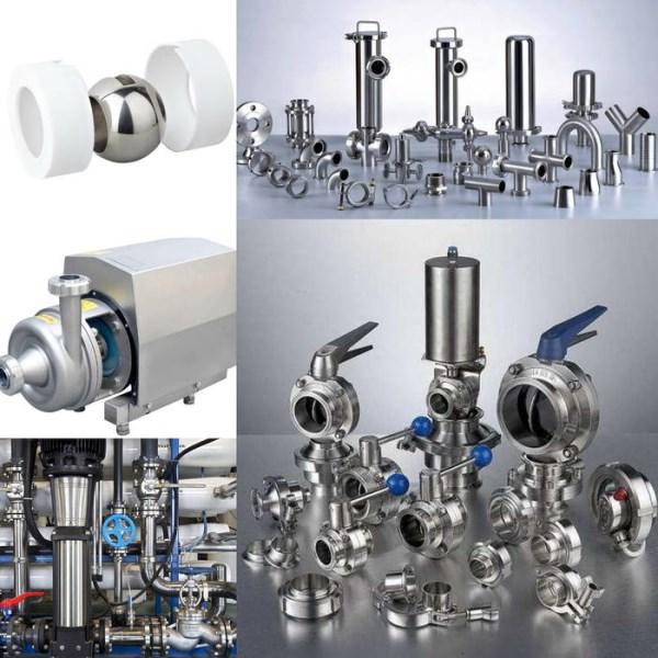 LOGO_Sanitary pump,valves&fittings