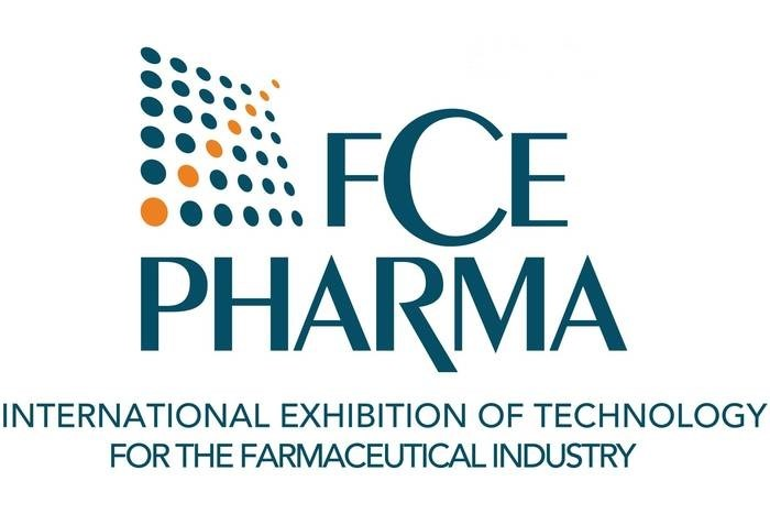 LOGO_FCE Pharma, International Exhibition of Technology for the Pharmaceutical Industry [FCE Pharma: 22 – 24 May 2018, São Paulo, Brazil]