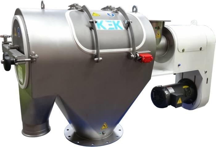 LOGO_KEK K650 Cantilever Centrifugal Sifter