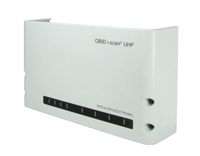 LOGO_Perimeterschutz: Speed Gates und UHF-Technologie für schnelle und sichere Zufahrtskontrolle
