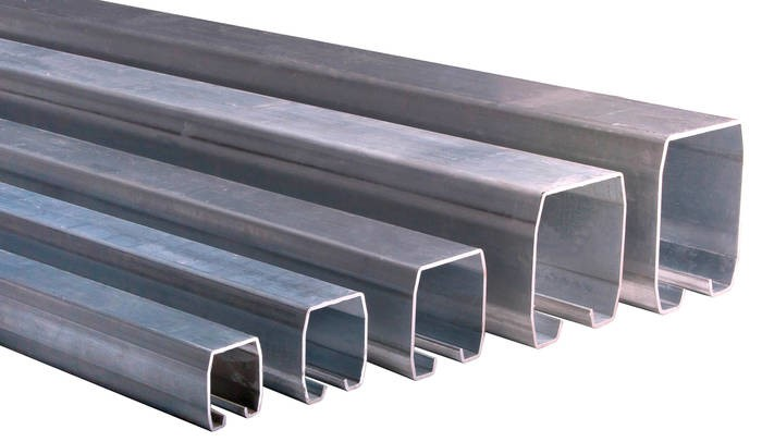 LOGO_Profiles for cantilever sliding gates in best quality