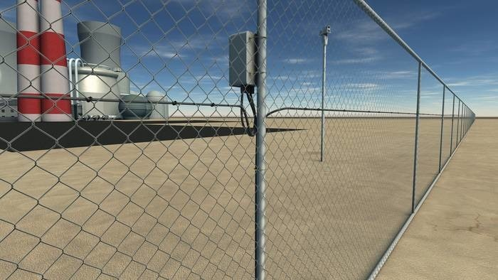LOGO_FlexZone - Ranging fence-mounted intrusion detection system