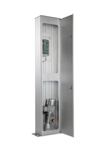 LOGO_Säulenantriebe und klassische Antriebe für Schiebetore
