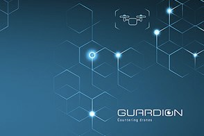 LOGO_GUARDION - Modular Drone Defence System